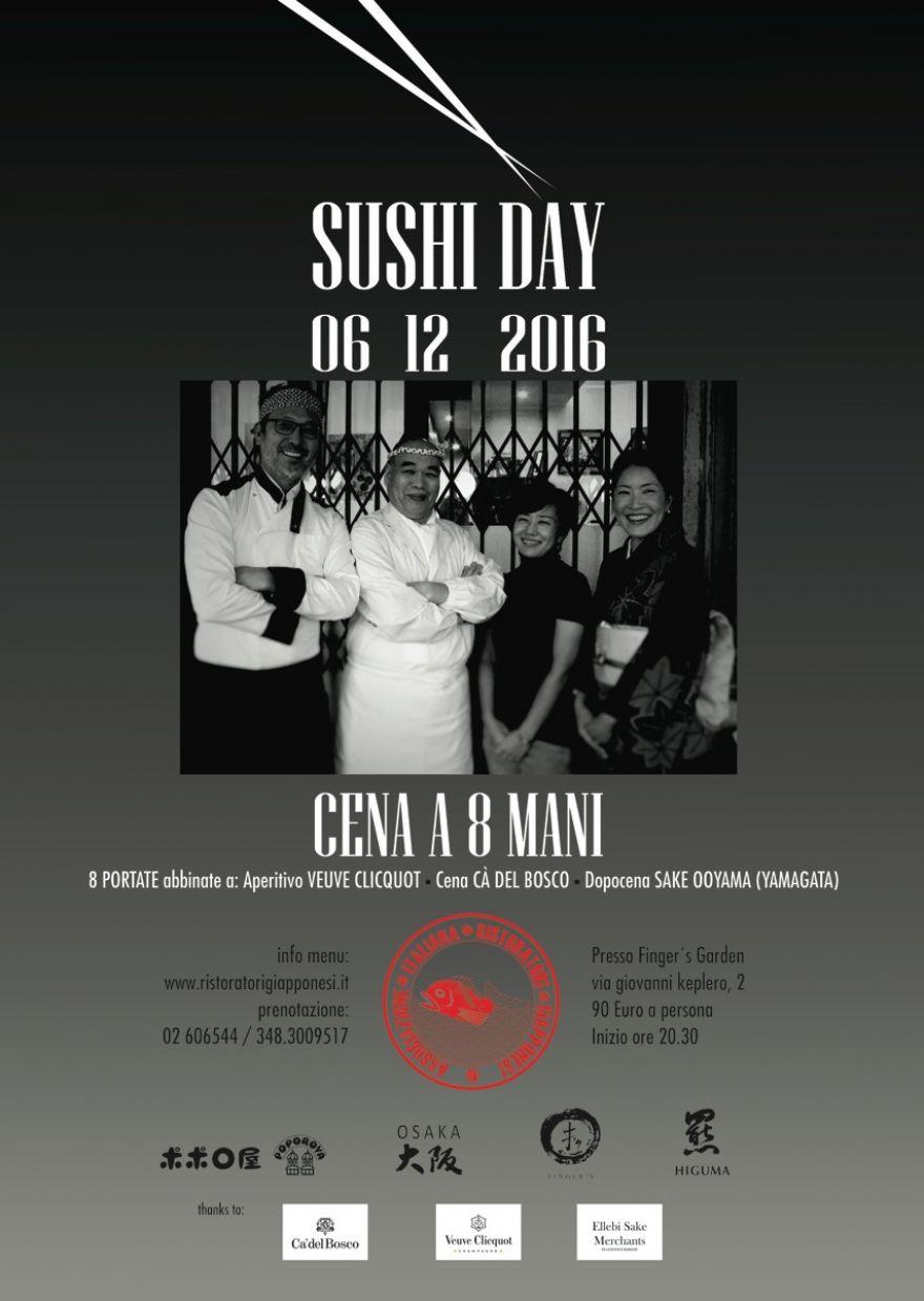 SUSHI DAY – 2016